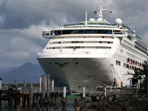 Aussie cruise ship evacuated after gastro outbreak