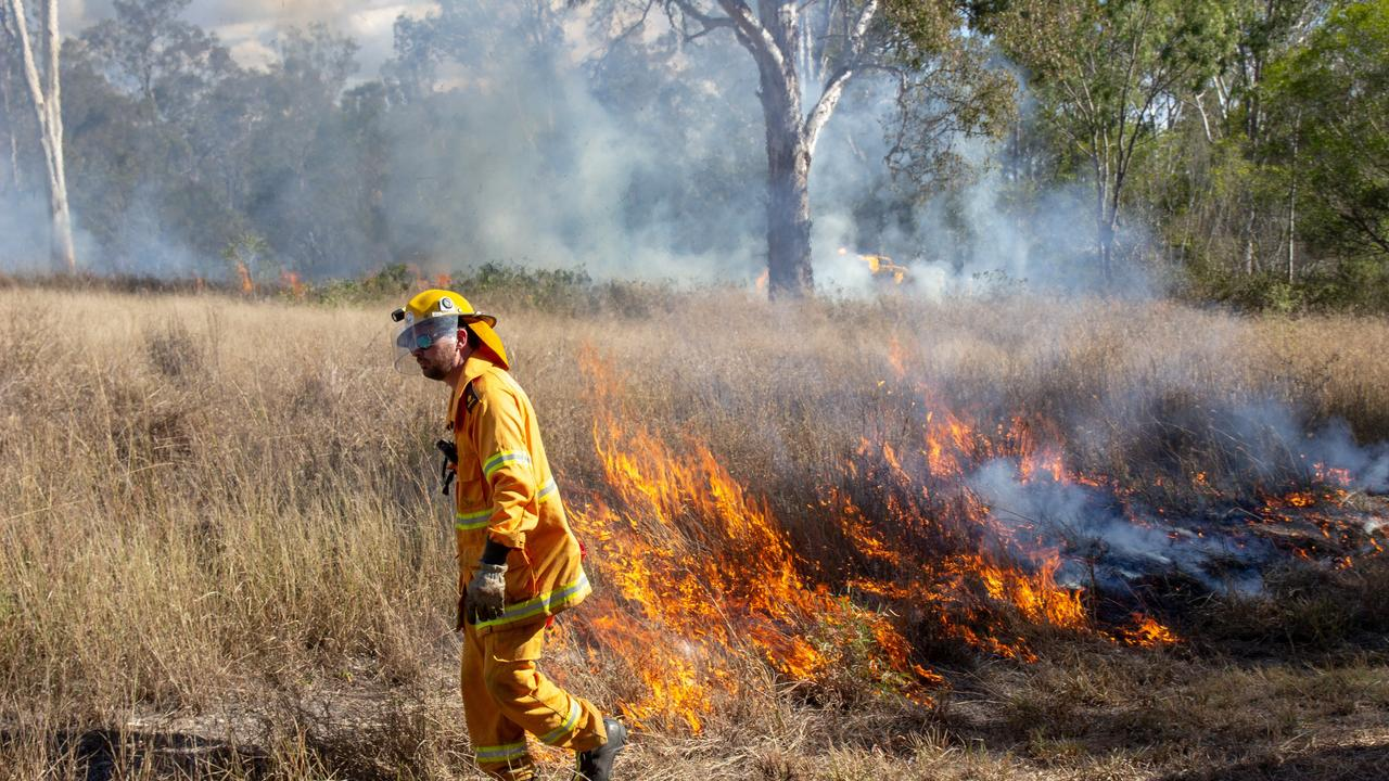 VOTE: Do we need more cool burns? PHOTO: Dominic Elsome