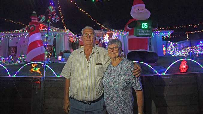 Dazzling Christmas Lights comp returns to Gympie