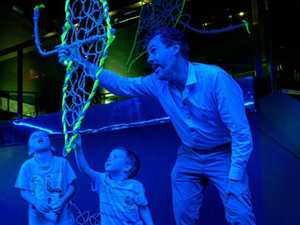 Underwater world set to make Bundaberg glow