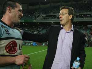 Storm coach weighs in on Gallen-Hall stoush