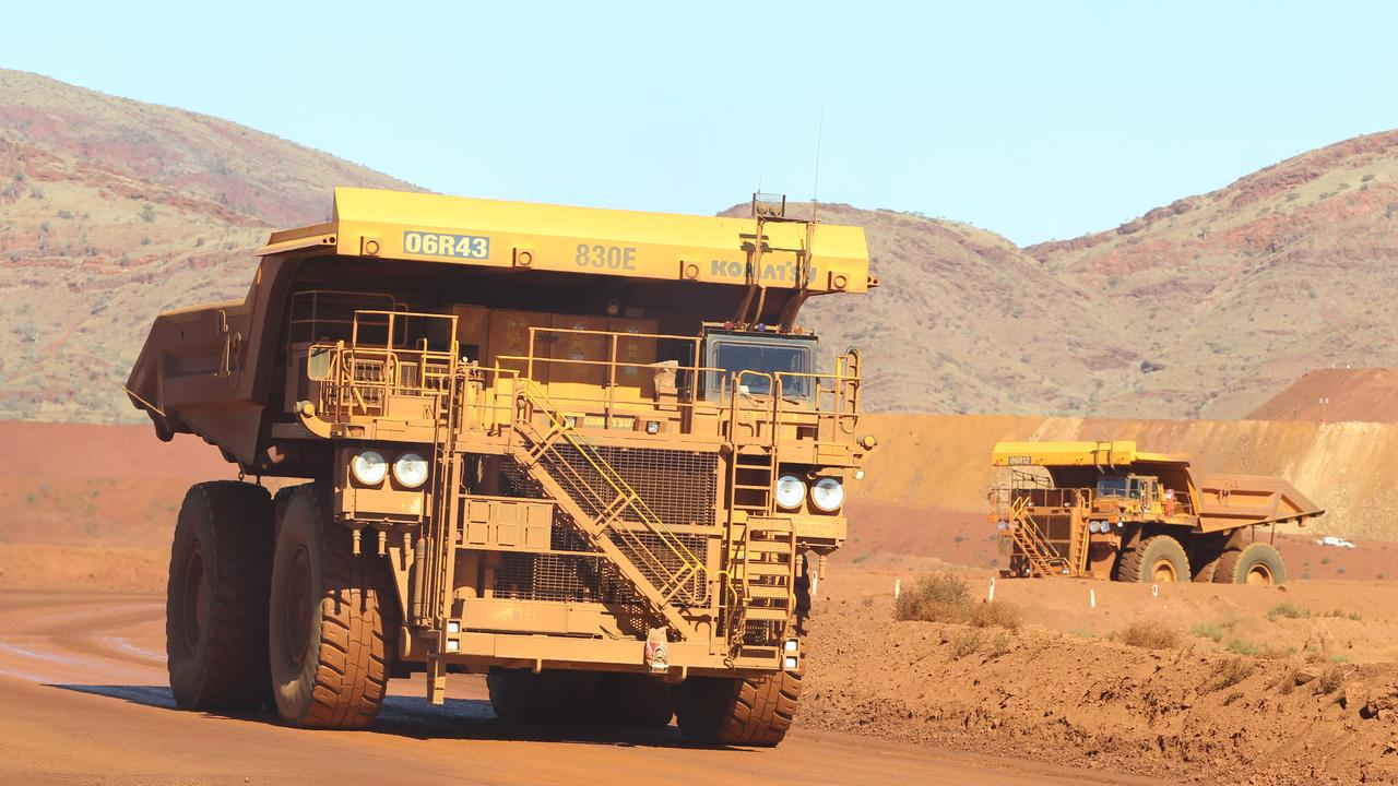 AUTOMATION: BMA has announced it will introduce autonomous haulage at a Central Queensland mine site. Picture: Gary Ramage.