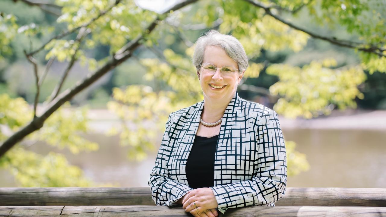 USQ Vice-Chancellor Professor Geraldine Mackenzie.