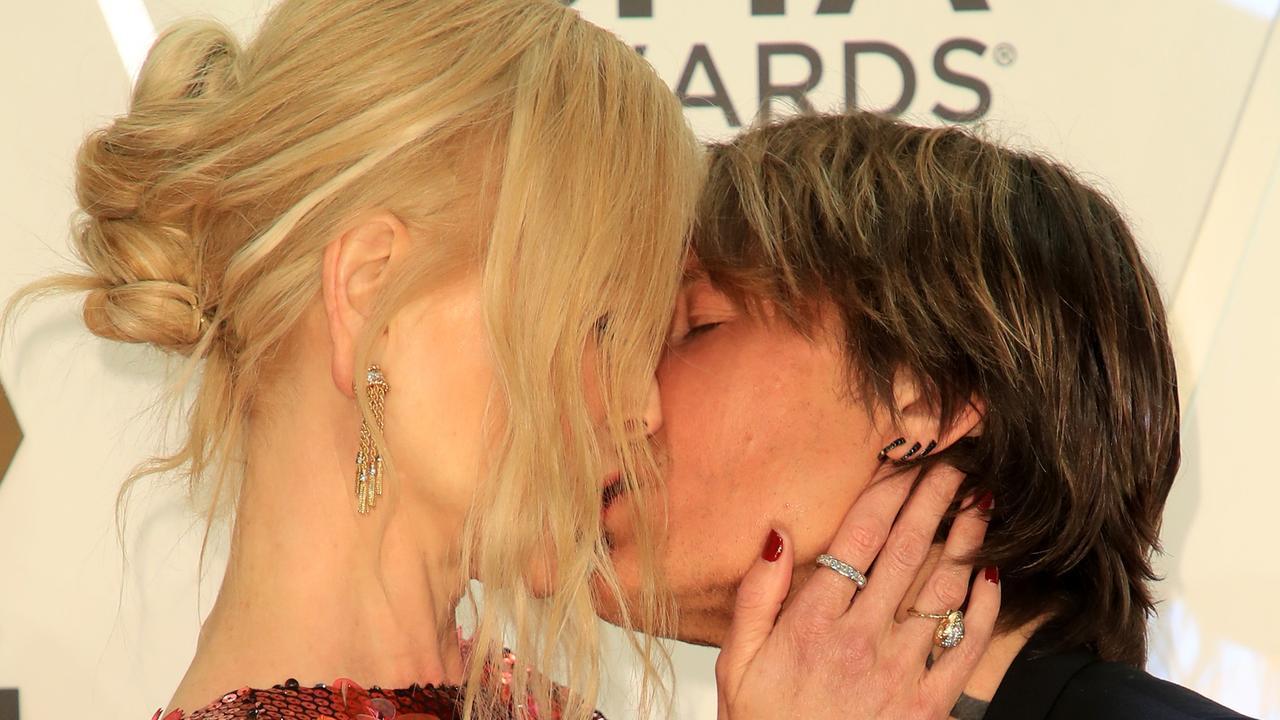 Nicole Kidman and Keith Urban. Picture: Judy Eddy/WENN.com