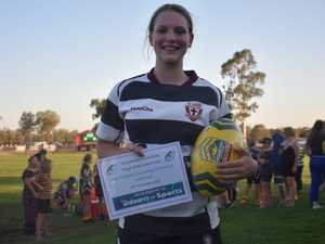 Outback Secondary Schoolgirls Challenge u17 grand