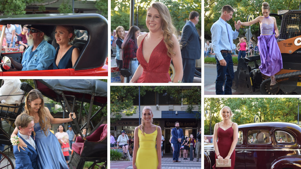 FORMAL FEVER: All the showstopping cars, dresses and suits from this year's Chinchilla State High School formal.