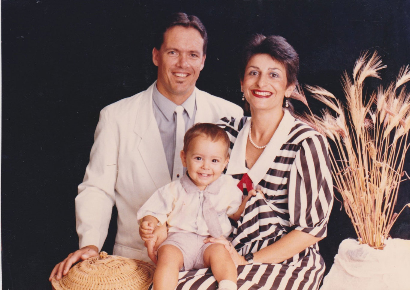 Stephen and Angie Nichol went to Thailand as a young family to become missionaries.