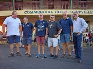 NRL legends visit Rappville Pub