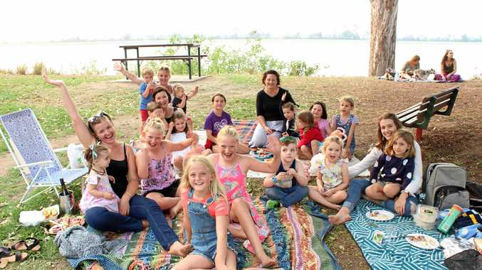 GALLERY: Sunset fun at Ulmarra Riverside Picnic