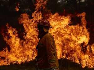 AS IT HAPPENED: Fire heads for Redbank Creek