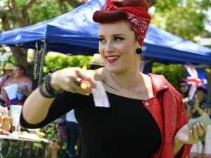 PHOTOS: Vintage Vibes at Pin-Up comp