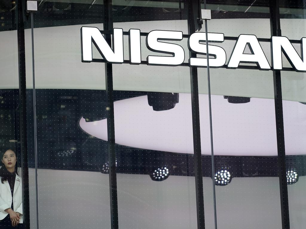 It is Nissan's third recall for the same problem. Picture: AP/Eugene Hoshiko