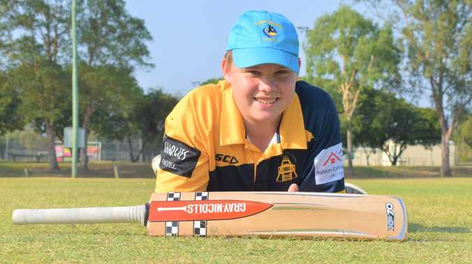 First 100 for Gympie junior cricket carriers side to first win