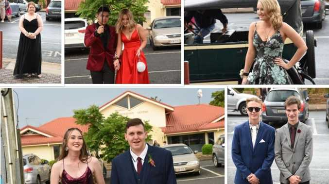 THE LOOKS: 30 snaps from Monto State High's formal