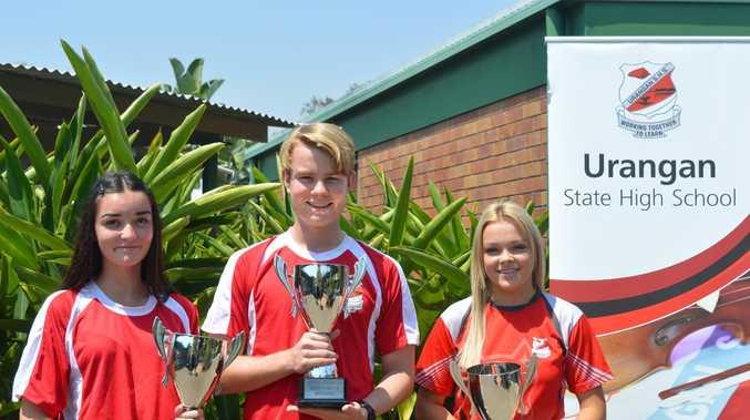 Urangan  dominates Challenge Cup