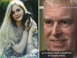 Prince Andrew doesn't remember meeting 'sex slave'