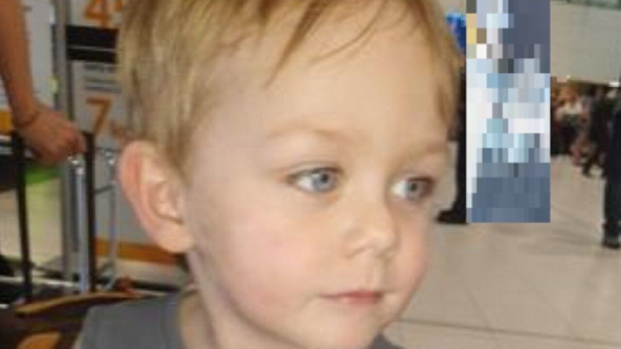 Have you seen this missing toddler? - Warwick Daily News