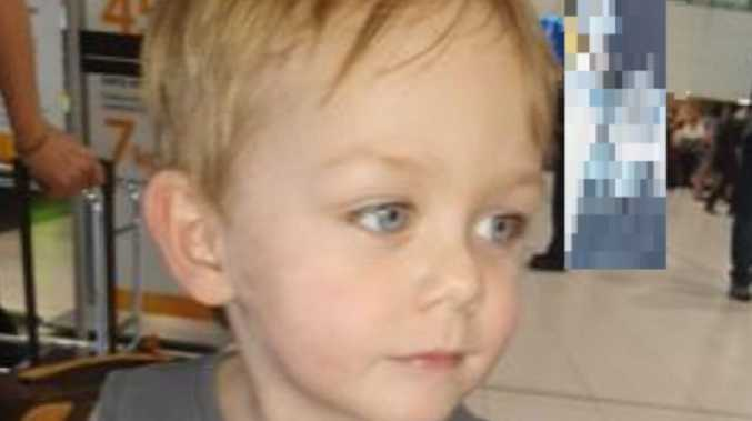 Have you seen this missing toddler?