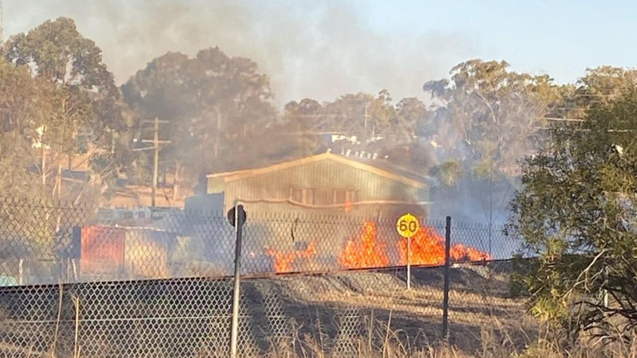 Fire flares at Warwick Gymnastics Club - Warwick Daily News