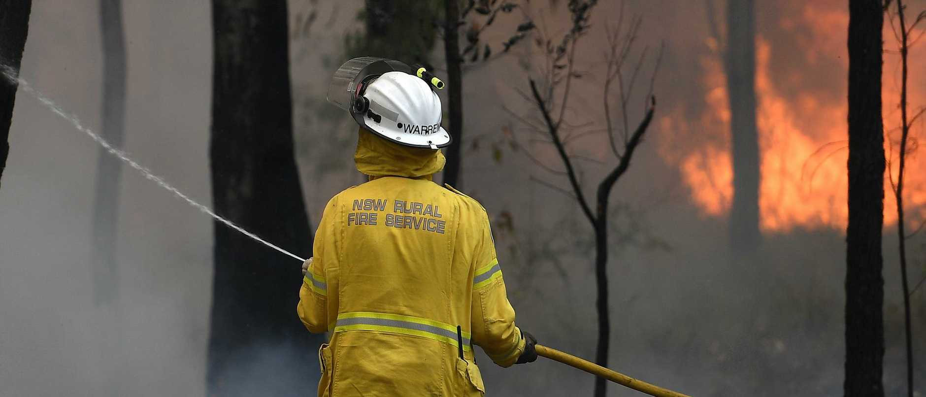 New data released by a peak sentencing body shows children as young as 10 years old are committing arson, as firefighters battle bushfires across country.