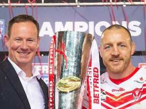 Holbrook's bold move from UK champs to NRL battlers