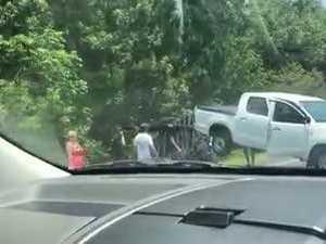 Crash Forest Glen