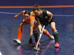 GALLERY: u15 Girls Indoor Hockey State Championships
