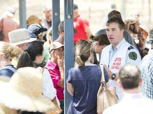 'It's not over yet': QFES addresses community meeting