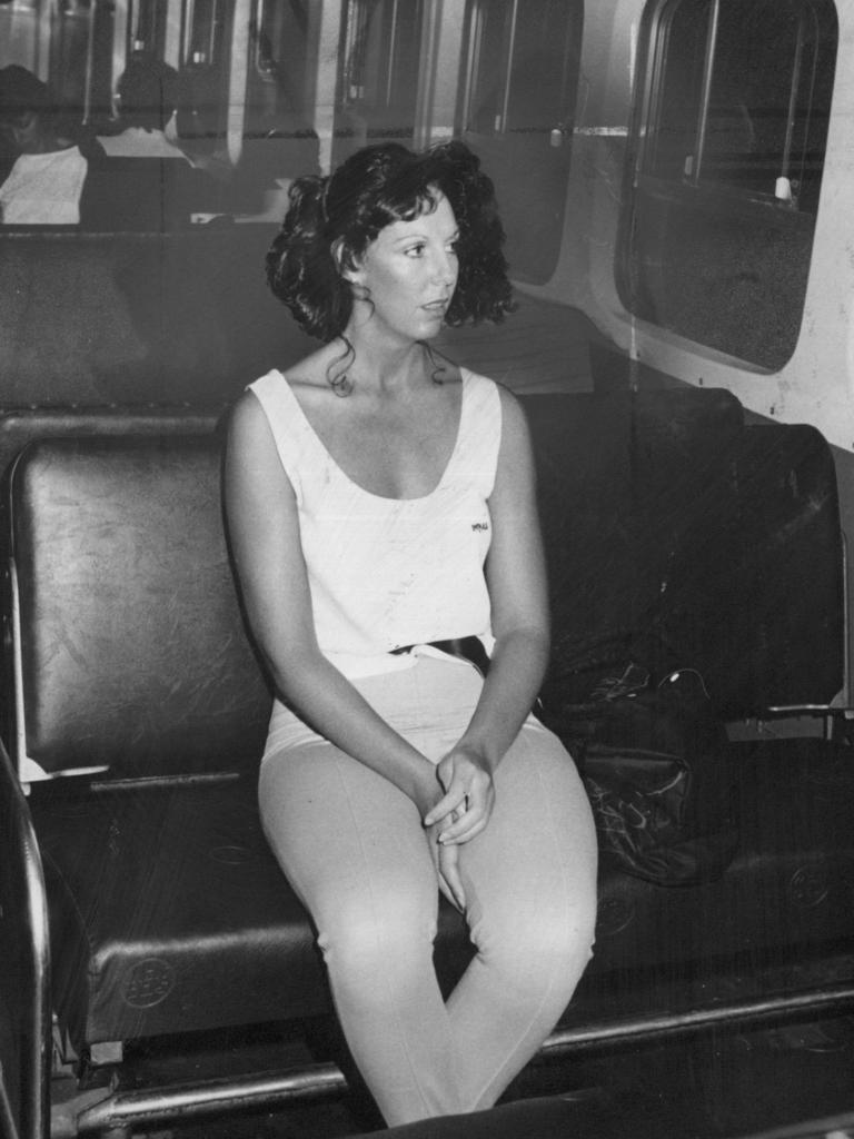 Then constable Deborah Wallace retraced Anita Cobby's steps to find witnesses.