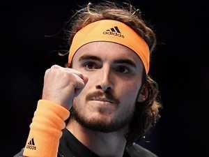 Tsitsipas shocks Federer to reach ATP Finals final