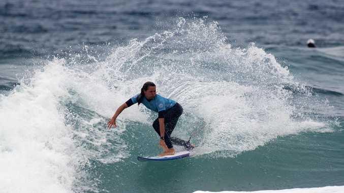 World tour berth locked in for Sunshine Coast surfer