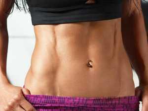 Woman's 50kg bikini body transformation