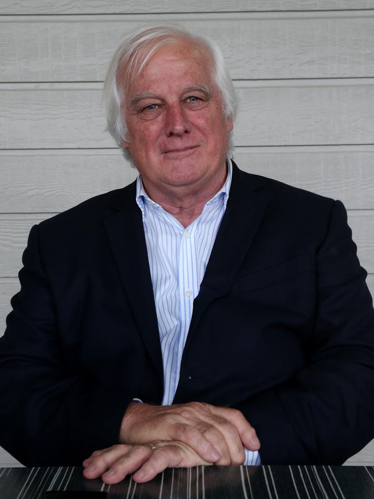 Professor Ian Plimer.
