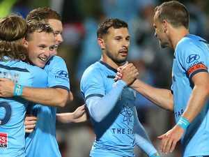 Victory old boy grabs Big Blue honours for Sydney