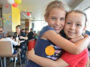 The biggest smiles on McHappy Day