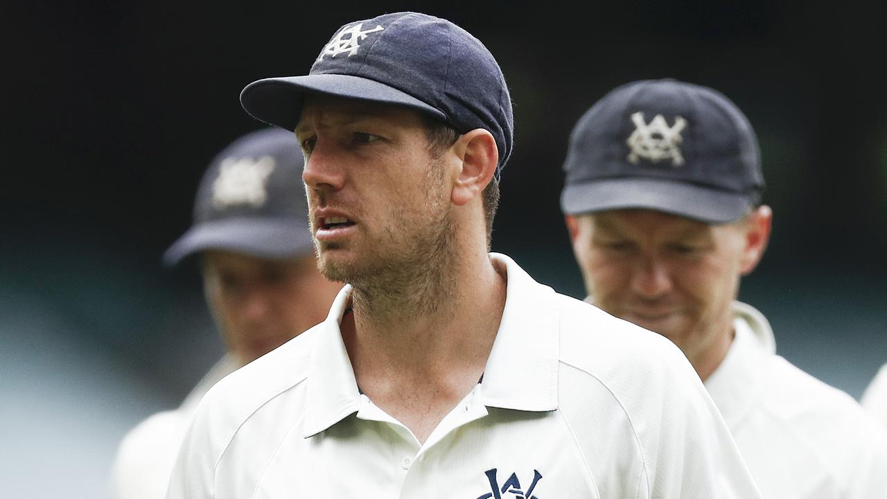 James Pattinson may be watching on from the sidelines.