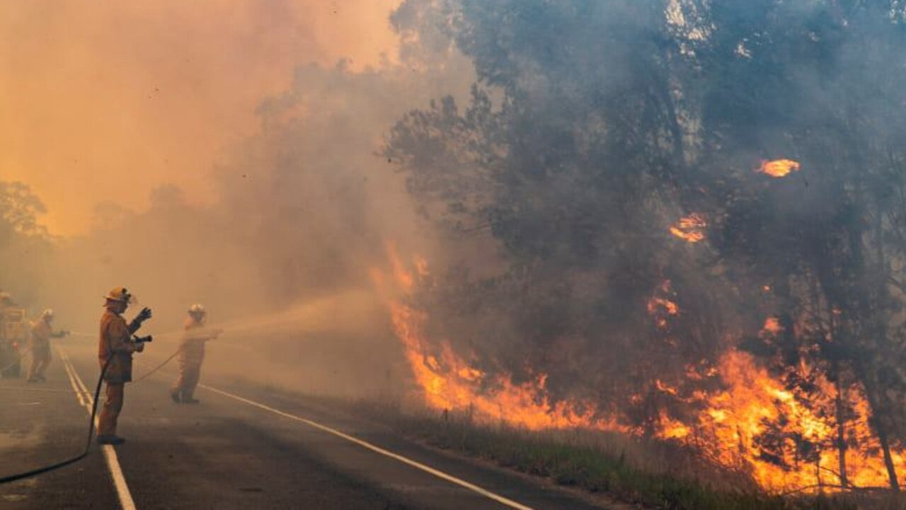 Residents 'nearly lost everything' as fireys fear the worst - Ballina Shire Advocate