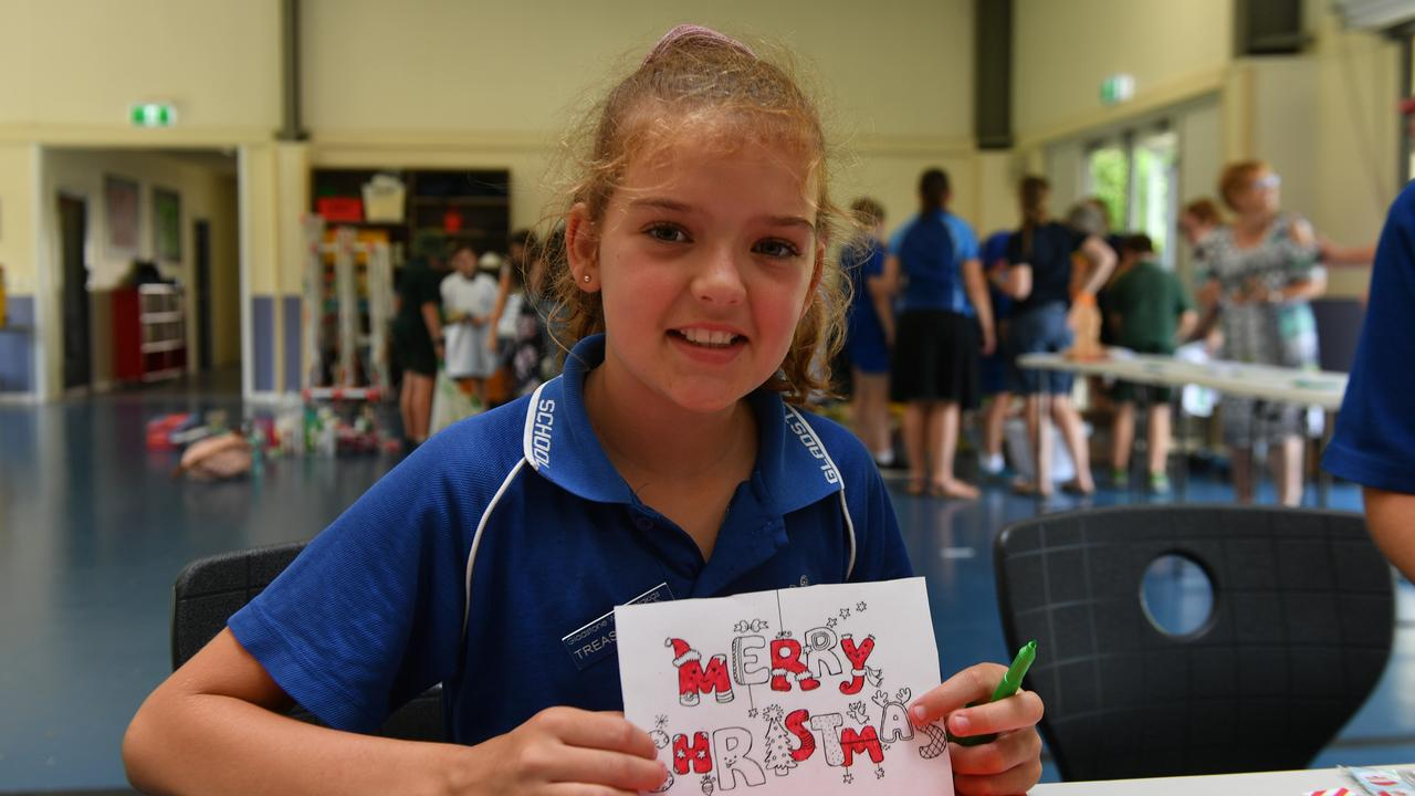 Emily Bartlett at the RotaKids Central Queensland Conference.
