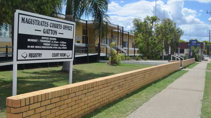 IN COURT: All 42 people fronting Gatton Magistrates Court