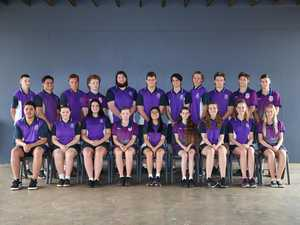 Year 12 Graduates on the Fraser Coast