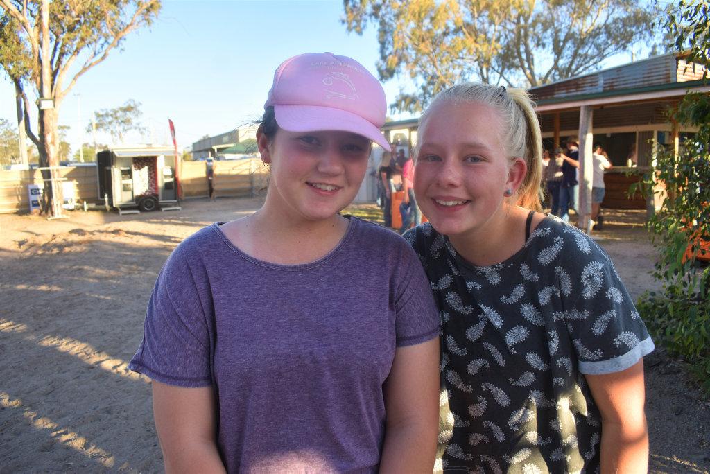 Image for sale: Caitlyn Springborg and Brianna Newley