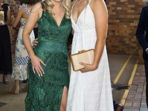 Molli Miller (left) and Rosie Ebbage at Downlands