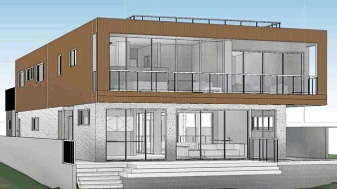 Legal battle over plans for new beachside home