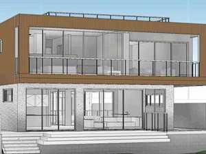 Legal battle over plans for new beachside home