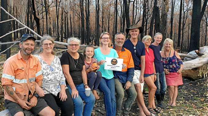 Five ways to help during bushfires