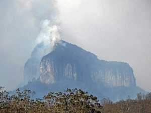 Not about blame for fires, more about capacity building