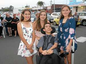 Hervey Bay Special School formal 2019