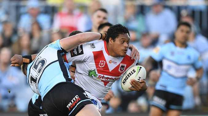 Dragons lose star to Wests Tigers