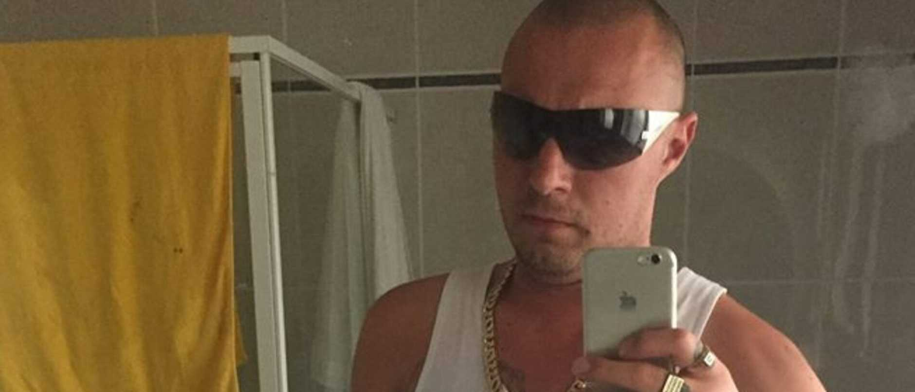 Daniel Luke White Mayne has been sentenced to nine years over a shootout with police and on other charges.