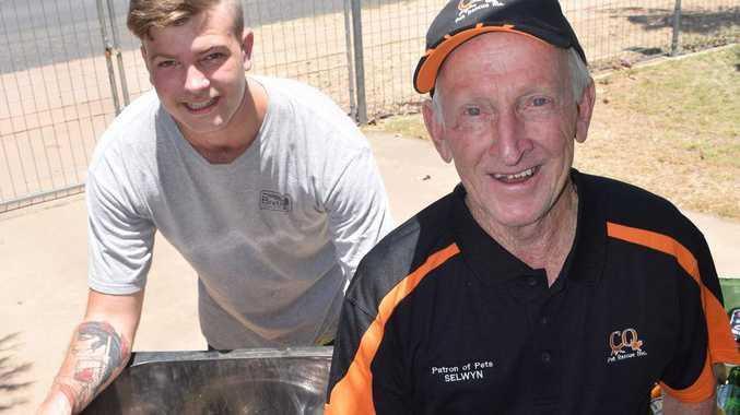 Volunteer raises thousands for animals in need
